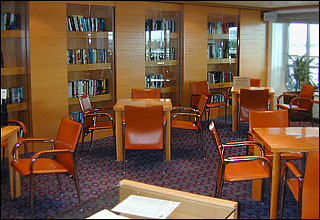 Library on Celebrity Constellation