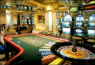 Fortune''s Casino on Celebrity Infinity
