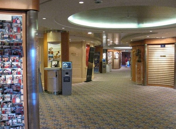 Photo Gallery on Celebrity Infinity