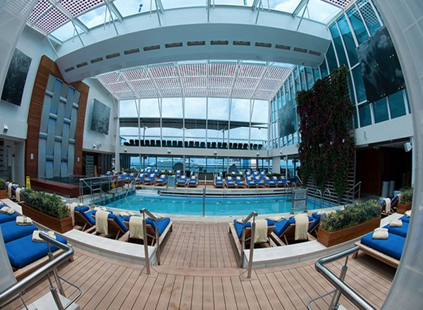 Celebrity Infinity Features And Amenities Cruiseline Com