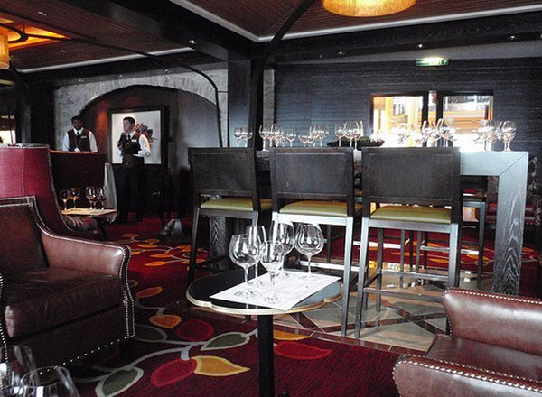 Cellar Masters on Celebrity Millennium