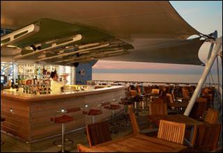 Sunset Bar on Celebrity Millennium