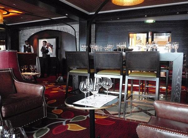Cellar Masters on Celebrity Reflection