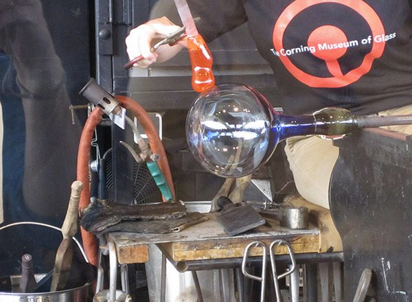 Hot Glass Show on Celebrity Silhouette