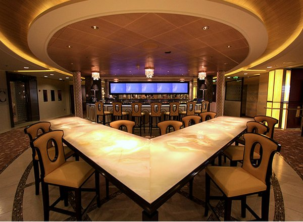 Galleria Tastings on Celebrity Solstice