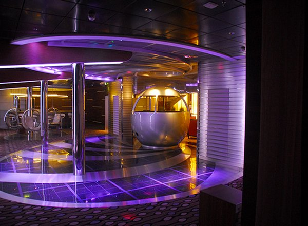 Quasar on Celebrity Solstice
