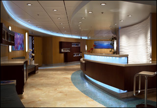 AquaSpa by Elemis on Celebrity Solstice