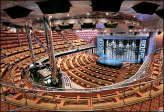 Athens Theater on Costa Concordia (RETIRED) 548