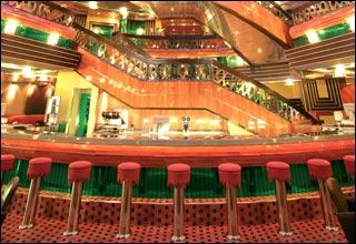 Europa Bar and Atrium on Costa Concordia (RETIRED) 548