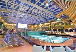 Lido Pool Area on Costa Concordia (RETIRED) 548