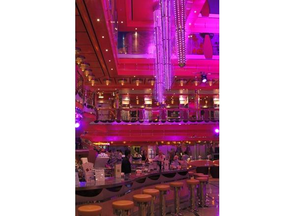 Bar Delle Delizie on Costa Deliziosa