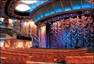 Theater on Costa Favolosa