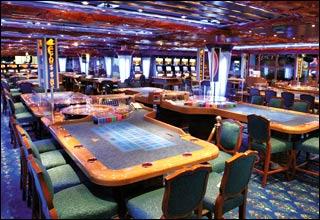 Neptunia Casino on Costa Fortuna