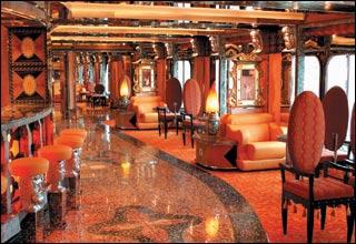 Talia Lounge on Costa Mediterranea