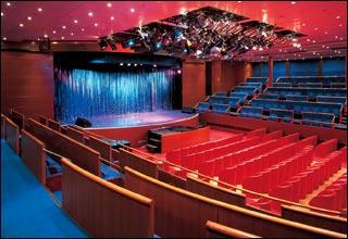 L''Opera Theater on Costa neoRomantica
