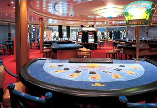 Excelsior Casino on Costa neoRomantica