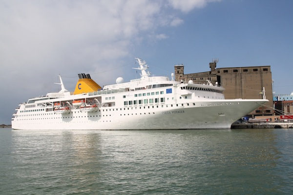 Costa Voyager,