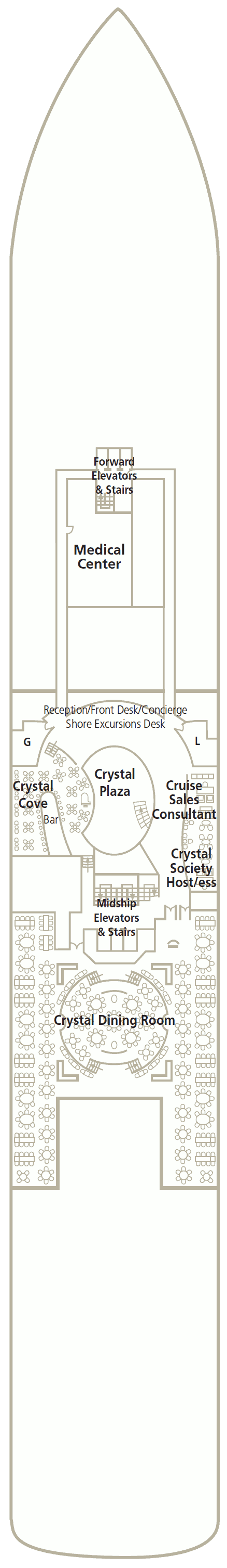 Crystal Deck 5