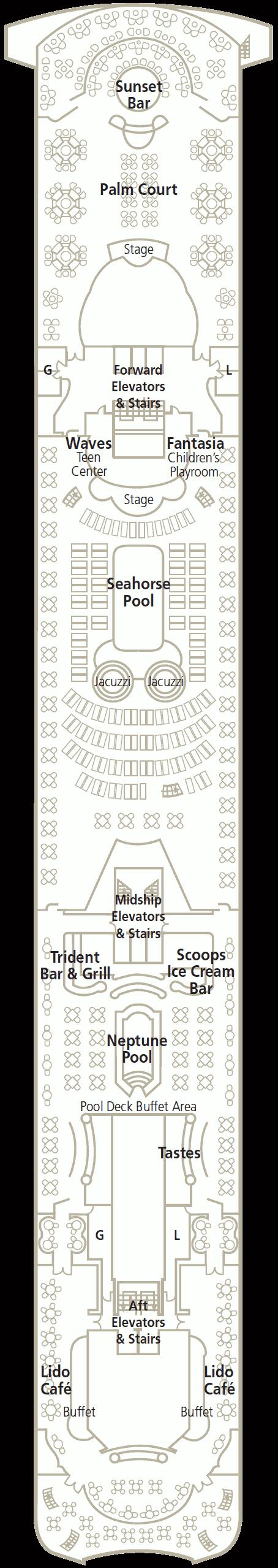 Lido Deck 12