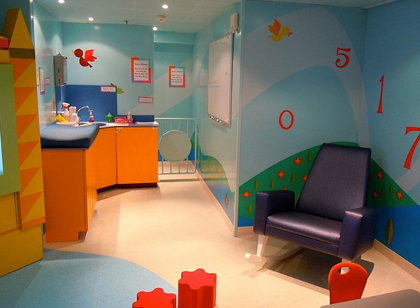It''s a Small World Nursery on Disney Dream