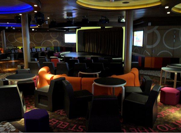 D Lounge on Disney Fantasy