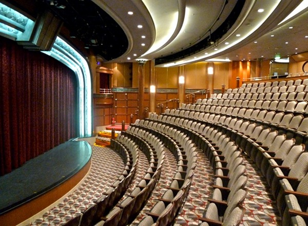 Buena Vista Theatre on Disney Fantasy
