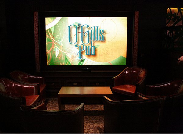 O''Grill''s Pub on Disney Fantasy