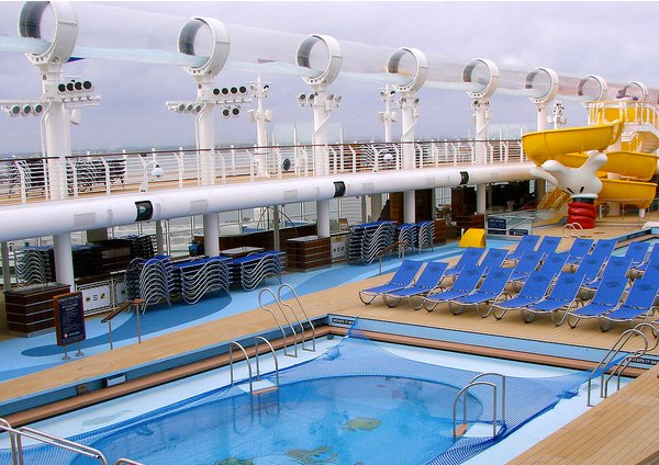 AquaDuck on Disney Fantasy