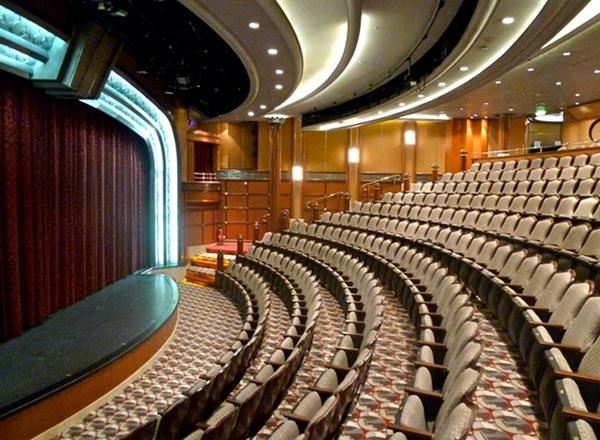 Buena Vista Theatre on Disney Magic