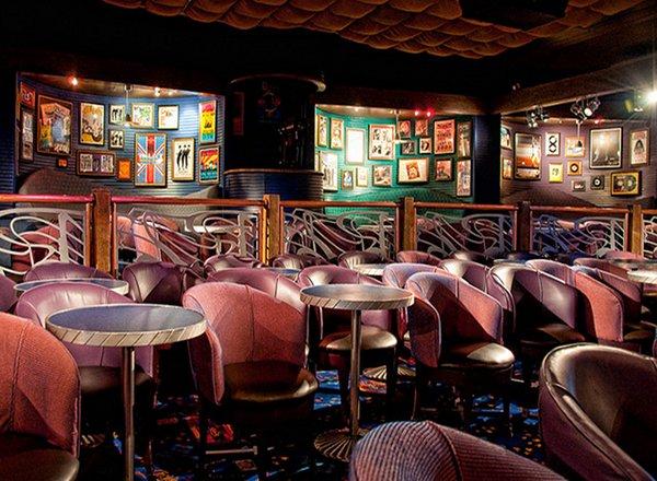Rockin Bar D on Disney Magic