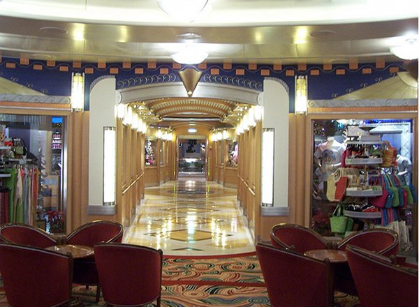 DutyFreeShops on Disney Magic