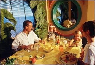 Parrot Cay on Disney Magic