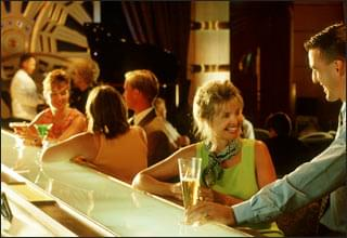Cadillac Lounge on Disney Wonder