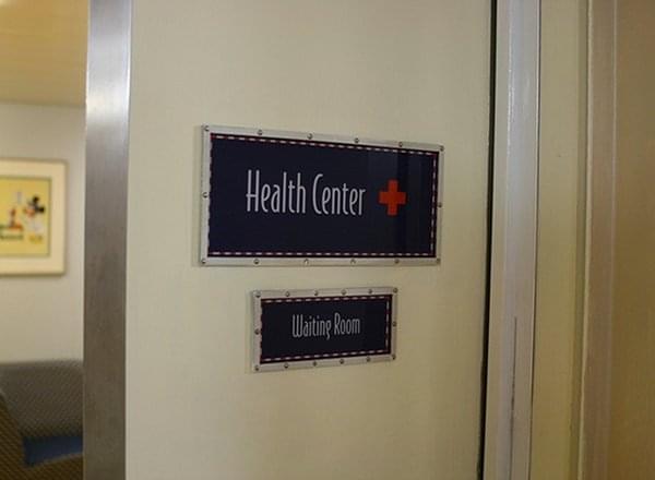 Health Center on Disney Wonder