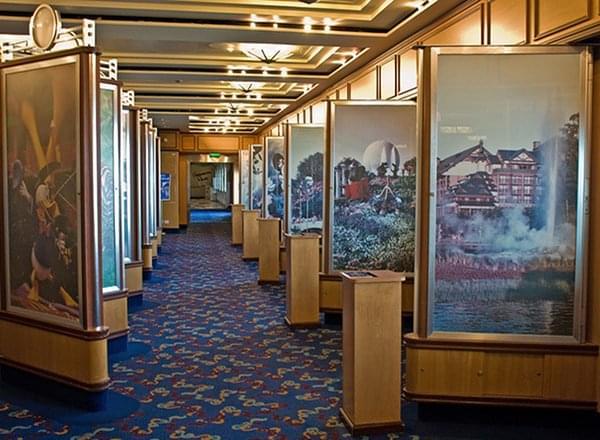 Shutters Photo Gallery on Disney Wonder