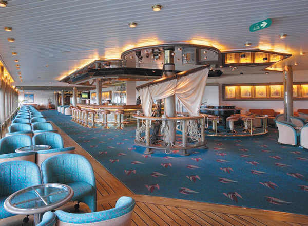 Empress Of The Seas Features And Amenities Cruiselinecom - Empress of the seas cruise ship