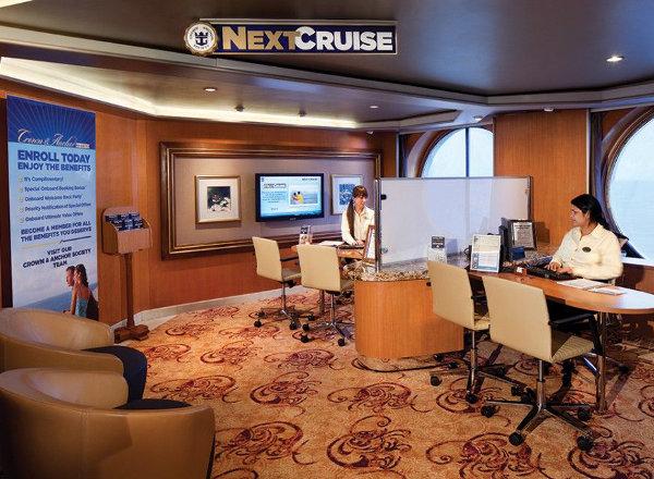 Next Cruise on Empress of the Seas