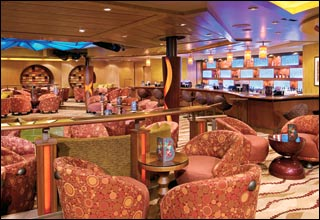 Boleros Lounge on Enchantment of the Seas