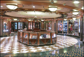 Perfume Shop on Explorer of the Seas