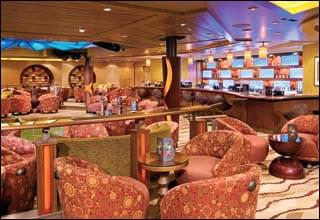 Boleros Lounge on Freedom of the Seas
