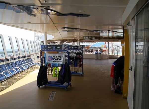 SeaTrek on Freedom of the Seas