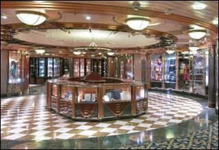 Perfume Shop on Freedom of the Seas