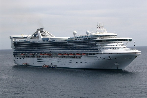 Golden Princess,