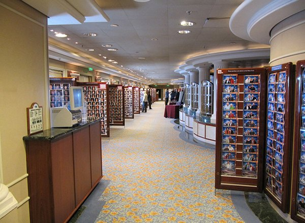 Photo Gallery on Grand Princess
