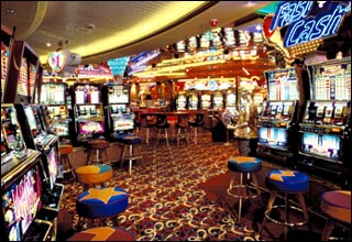 Casino Royale on Grandeur of the Seas