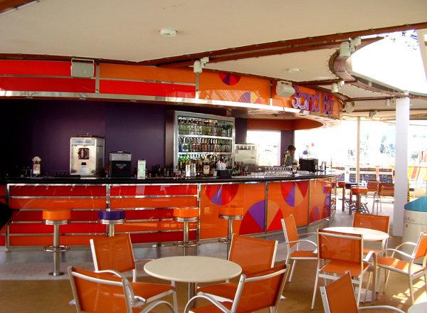 Sand Bar on Harmony of the Seas