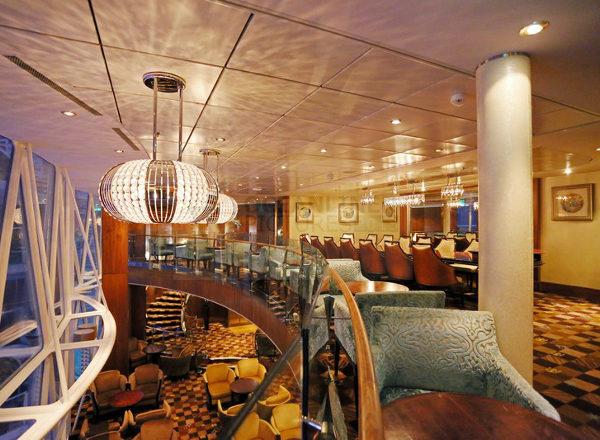 Diamond Club on Harmony of the Seas