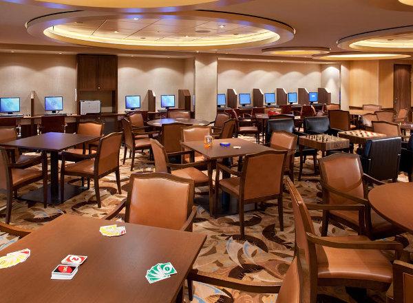 Card Room on Harmony of the Seas