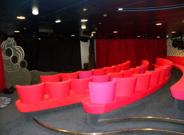 Theater on Harmony of the Seas
