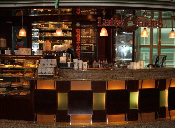 Café Latte-Tudes on Jewel of the Seas